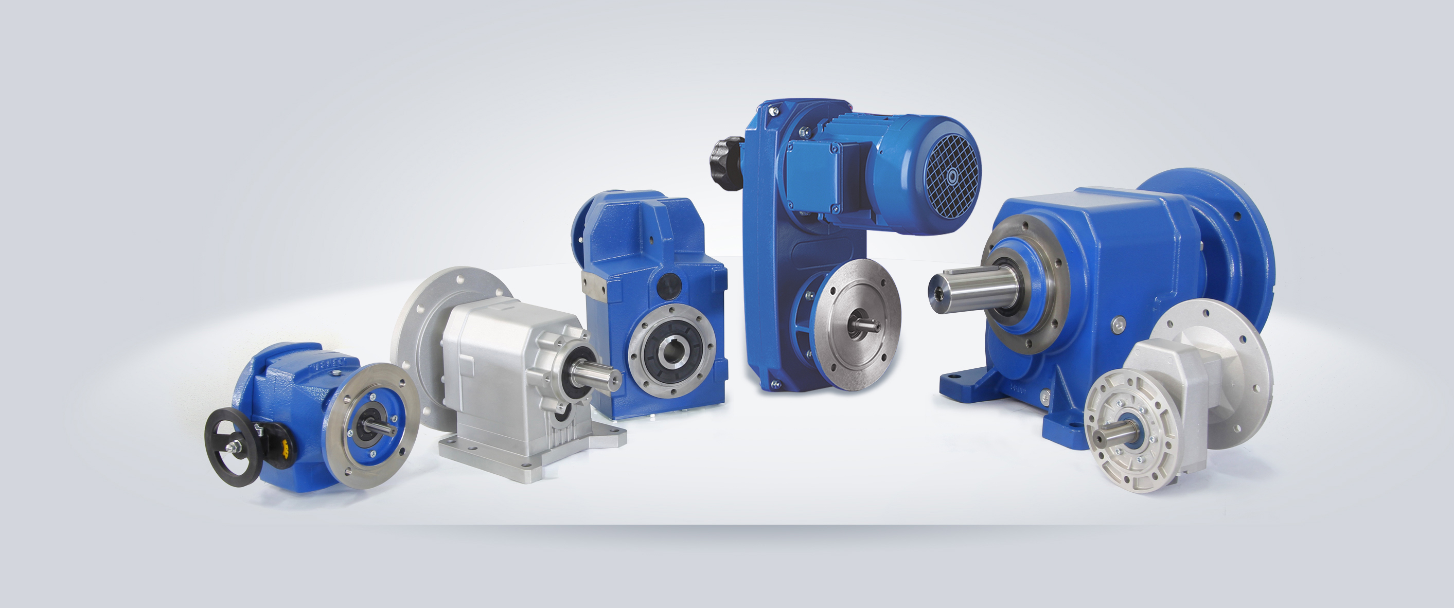 VARMEC variable speed drives, gear reducers and motor reducers